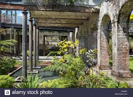 Wall Gardens Sydney by Paddington Reservoir Gardens Sydney Nsw Australia Stock Photo