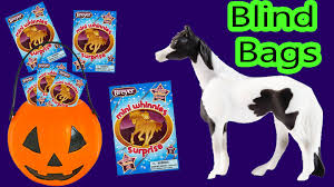 minnie whinnies breyer horses mini whinnies mystery blind bags