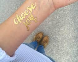 temporary tattoos metallic tattoos custom designs by happytatts