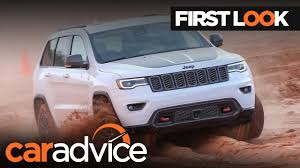 jeep pathkiller 2017 jeep grand cherokee trailhawk first look review caradvice