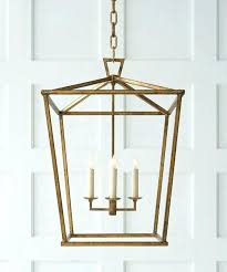 Indoor Hanging Lantern Light Fixture Pendant Light Lantern Gold Lantern Chandelier Gold Lantern
