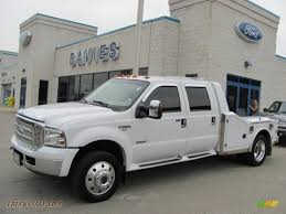 ford f550 for sale 2007 ford f550 duty lariat crew cab 4x4 chassis fifth wheel