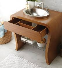 Unique Bathroom Vanity Ideas Smart Idea Of Wooden Contemporary Coffee Tables In White Color
