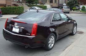 black cadillac cts black cherry colour for cts