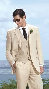 mens linen wedding attire mens linen 3 suit dress yy