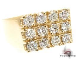 mens gold diamond rings mens bold 12 gold ring mens style yellow gold 14k