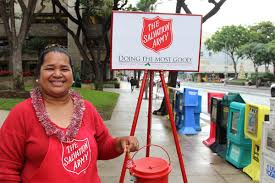salvation army thanksgiving volunteer hawaiian and pacific islands division stories of doing the most good