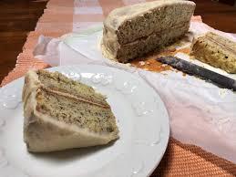 a banana cake for mother u0027s day mysavoryspoon
