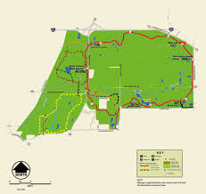 Elgin Illinois Map by Poplar Creek Trail System Maplets
