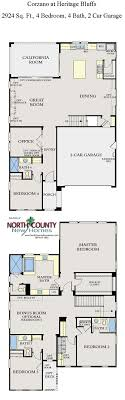 floor plans for new homes corzano new homes in san diego floor plans