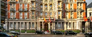 hotel mandarin oriental london in london united kingdom