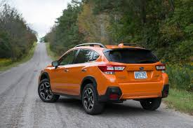 red subaru crosstrek all new 2018 subaru crosstrek 13 new things you need to know