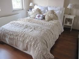 Shabby Chic White Comforter Shabby Chic Comforter Minimalist Bedroom Design With Ikea White