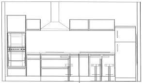 meuble cuisine hauteur hauteur d une cuisine 336 sprint co