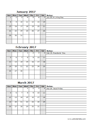 month view blank calendar