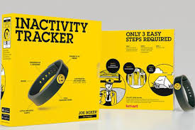 Joe Boxer Chair Joe Boxer U0027s Inactivity Tracker Is Part Of Cheeky New Marketing