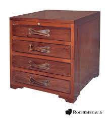 meuble bout de canapé meuble marine chevet ou bout de canapé en bois massif