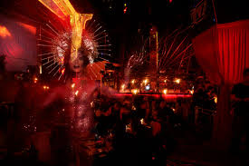 Halloween Day Usa House Of Yes The Best Venue Ever Aerial Performance Nightlife
