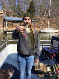 Banging On The Bathroom Floor Catch Of The Day Kerr Buggs Island Lake Virginia