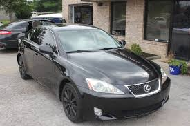 lexus truck 2009 used 2008 lexus is 250 awd black for sale georgetown auto sales ky