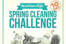 Buzzfeed Challenge Take Buzzfeed S 10 Day Cleaning Challenge