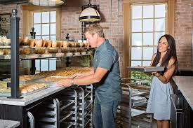 chip and joanna gaines debut their bakery on fixer upper people com