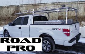 toyota tundra ladder rack road pro lifetime ladder rack extended or crew cab size