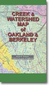 map of oakland watershed map of oakland berkeley