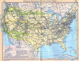 Us Map Of The United States by Map Of The United States 1790 1900