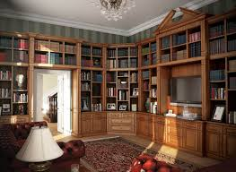 Home Library Furniture by Bespoke Library Bookcases Designed For You By Strachan