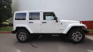 starwood motors jeep white el115488 2014 jeep wrangler unlimited rubicon kirklanddcj
