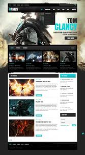 Home Design Game Rules Game Portal Website Template 40313