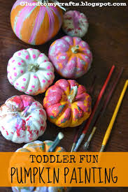 toddler fun pumpkin painting craft toddler fun paintings and