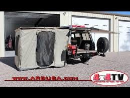 Arb Awning Price 4x4tv Product Review Arb Awning Enclosure Youtube