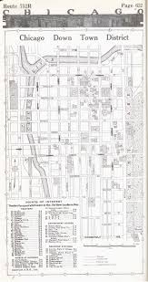chicago map printable illinois maps perry castañeda map collection ut library