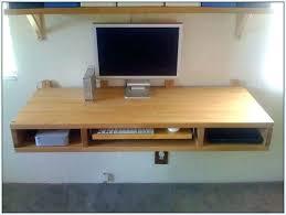 Diy Ergonomic Desk Diy Wall Mounted Desk Wall Mounted Computer Desk Diy Wall Mounted
