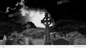 christian halloween background graveyard cemetery halloween tomb evil scary horror ghost pumpkin