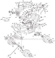 1998 jeep aftermarket parts power wheels 78490 9993 parts list and diagram before 03 21 98
