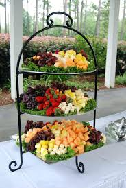 wedding platters delightful fruit table decoration ideas best tables on display