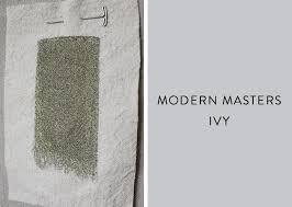 palettes u0026 paints modern masters metallic wall paint