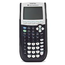 graphing calculator math apps sat approved college exam lcd display ti 84 new