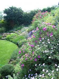 Steep Hill Backyard Ideas 25 Unique Sloped Garden Ideas On Pinterest Sloping Garden