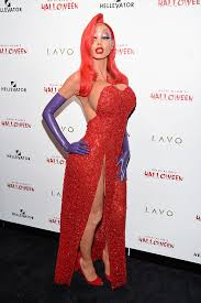 Outrageous Halloween Costumes Outrageous Halloween Costume Heidi Klum Worn