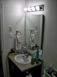 live from b5 new bathroom light fixture