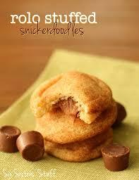 rolo stuffed snickerdoodle recipe u2013 six sisters u0027 stuff