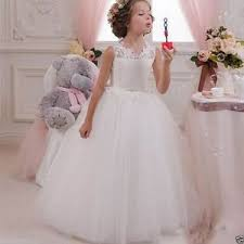 holy communion dress white holy communion dresses sash beading with bow