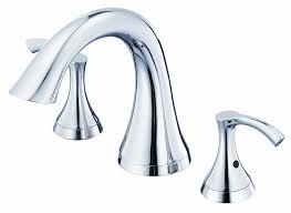 danze d300922bnt antioch two handle roman tub faucet trim kit
