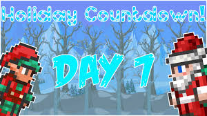 Terraria Maps Terraria Holiday Countdown Day 7 Let U0027s Fight The Twins Youtube