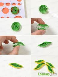 add 4 leaves to the ornament quilling pinterest quilling
