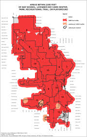 Milwaukee Zip Codes Map by Milwaukee Joins Other Cities In Restricting Where Offenders